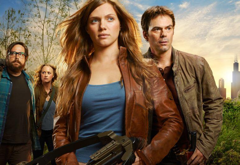 NBC lance une série de webisodes pour Revolution