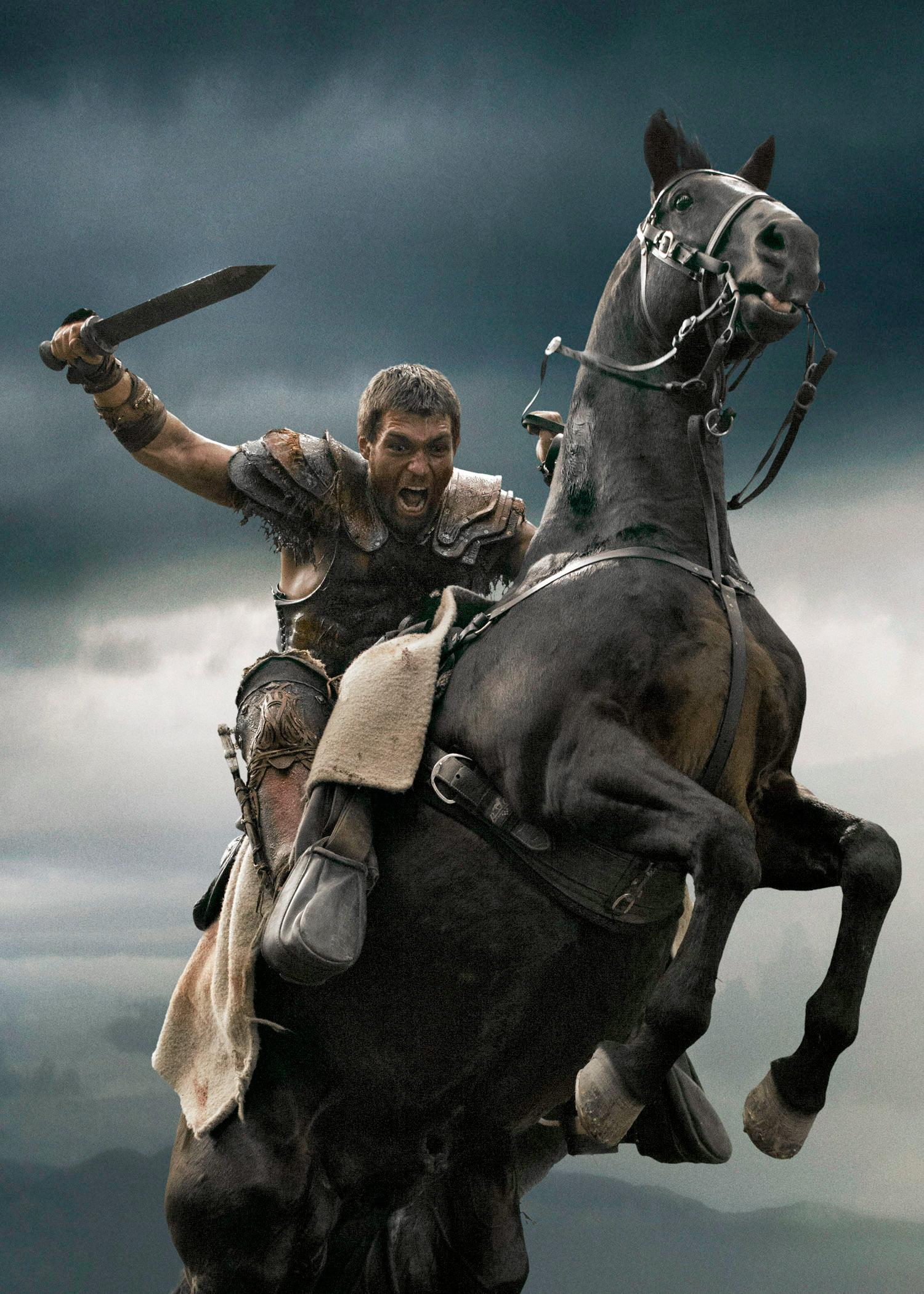 En attendant… la saison 3 (ou 4) de Spartacus