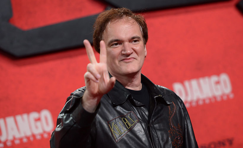 Django Unchained : Samuel Jackson,Tarantino et la promo
