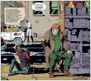Watchmen d'Alan Moore et Dave Gibbons