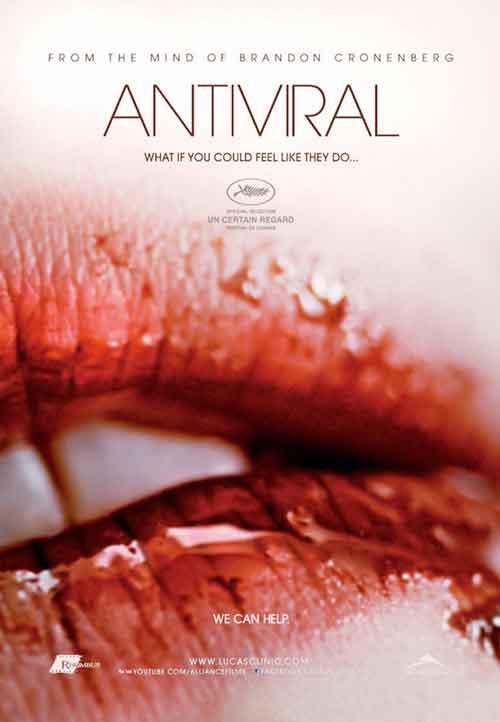 MOVIE MINI REVIEW : Antiviral