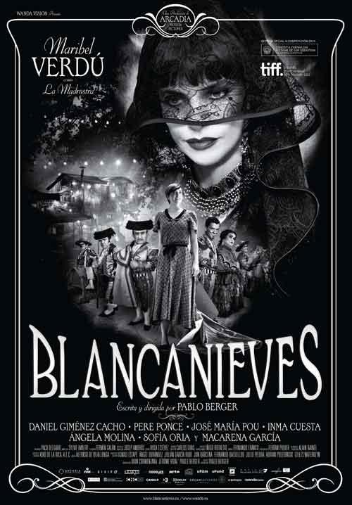 MOVIE MINI REVIEW : Blancanieves