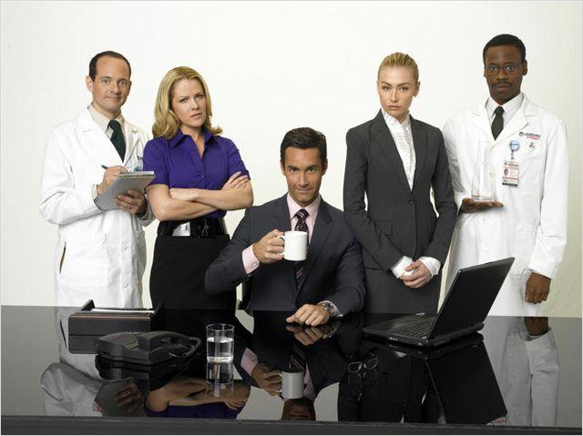 Les séries trop courtes : Better Off Ted et la science du rire