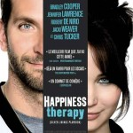 MOVIE MINI REVIEW : Happiness Therapy (aka Silver Linings Playbook)
