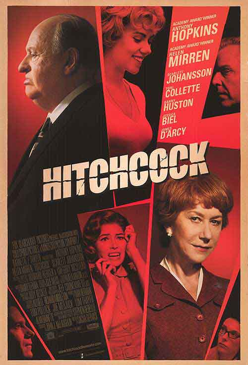 MOVIE MINI REVIEW : Hitchcock
