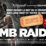 La prochaine Nuit au Max spécial Tomb Raider