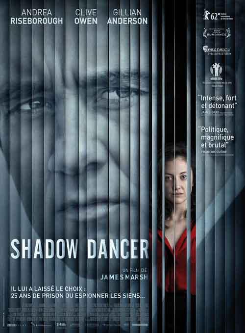 MOVIE MNI REVIEW : Shadow Dancer