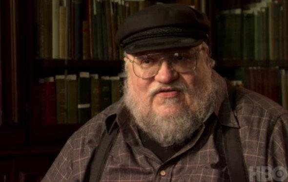 Revue de presse : George R.R. Martin intrigue les fans de Game of Thrones