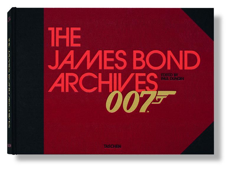 On a (presque tout) lu… The James Bond Archives
