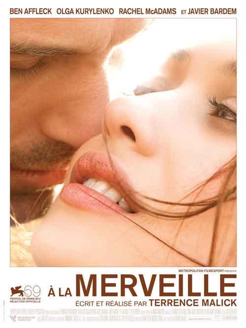 MOVIE MINI REVIEW : A La Merveille (aka To The Wonder)