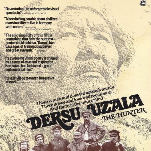 La séance du père Sheppard : DERSOU OUZALA, d'Akira Kurosawa (1975) PART II