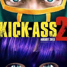 Kick-Ass 2: les photos du caméo de Mark Millar et John Romita Jr.