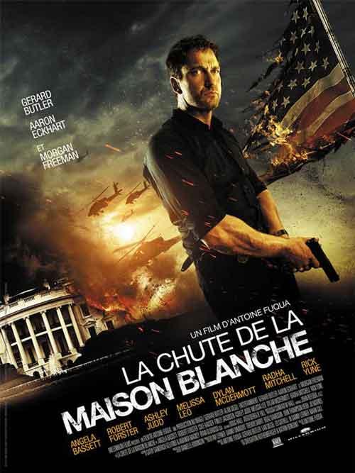 MOVIE MINI REVIEW : La Chute De La Maison Blanche (aka Olympus Has Fallen)