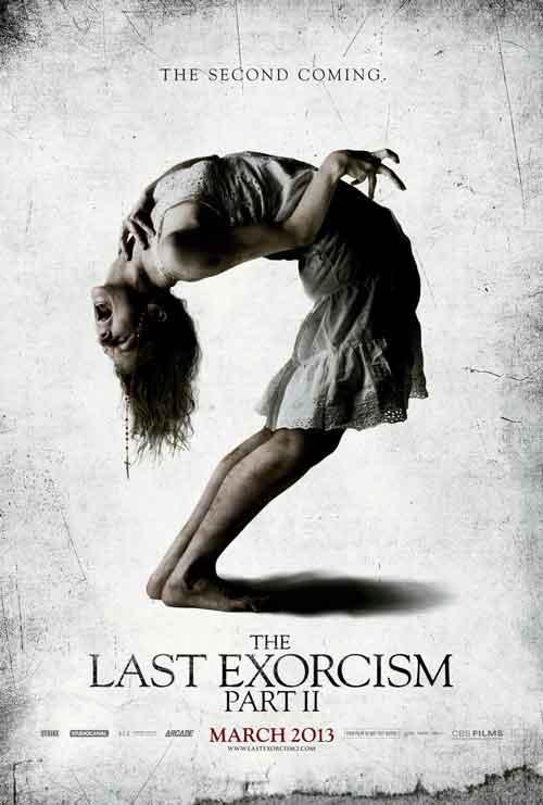 MOVIE MINI REVIEW : Le Dernier Exorcisme Part II (aka The Last Exorcism Part II)