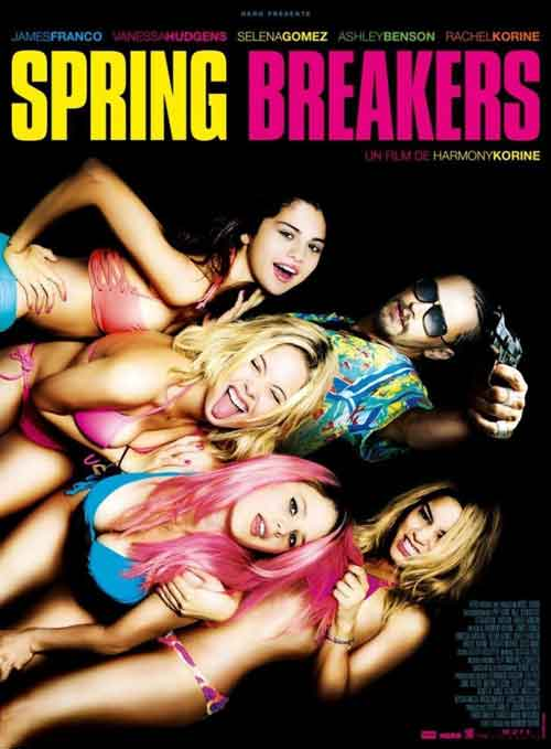 MOVIE MINI REVIEW : Spring Breakers