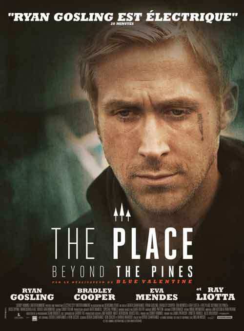 MOVIE MINI REVIEW : The Place Beyond The Pines