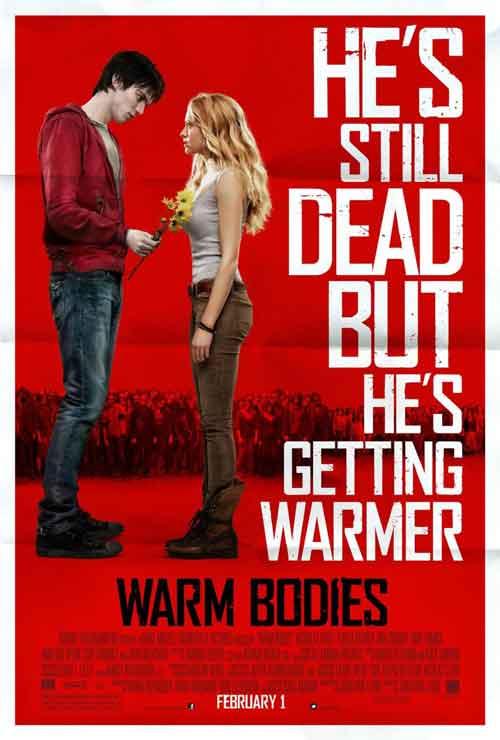 MOVIE MINI REVIEW : Warm Bodies