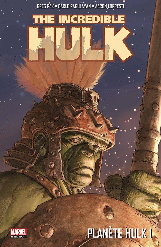 On a lu… Planète Hulk de Greg Pak