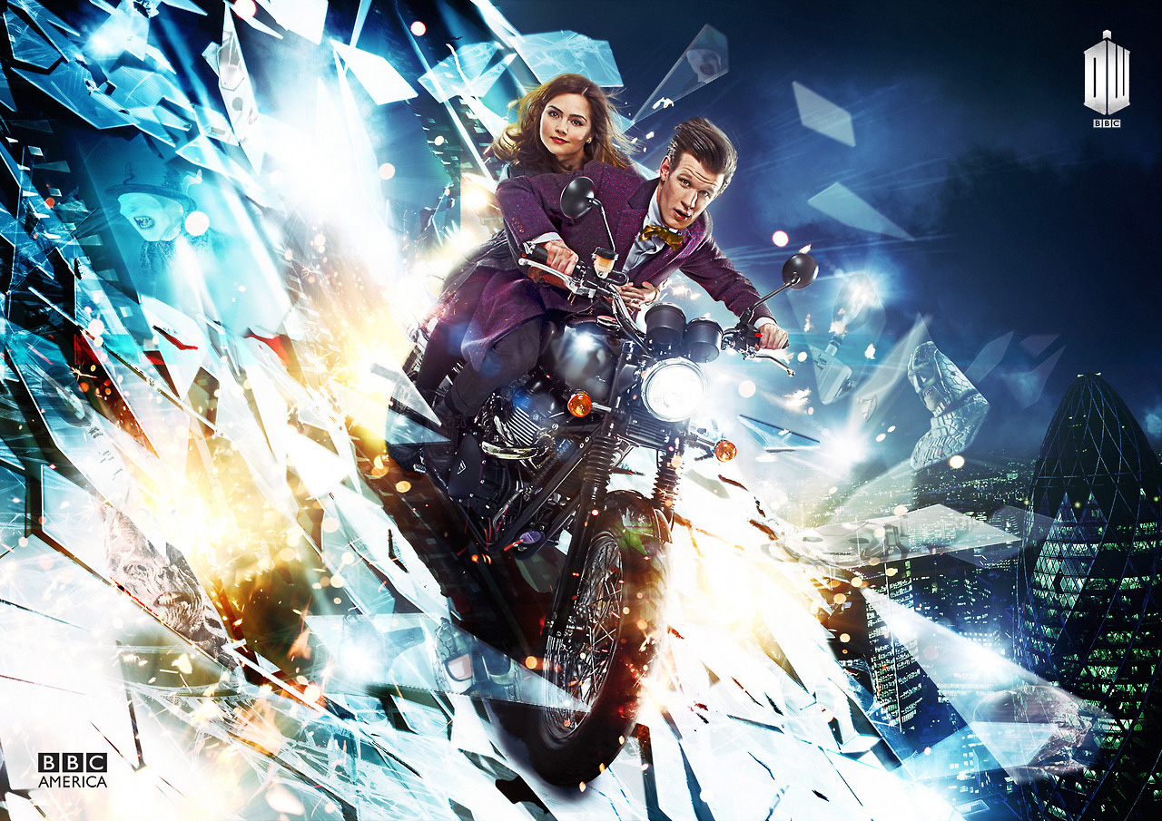 Un poster et des nouvelles de la saison 7 de Doctor Who