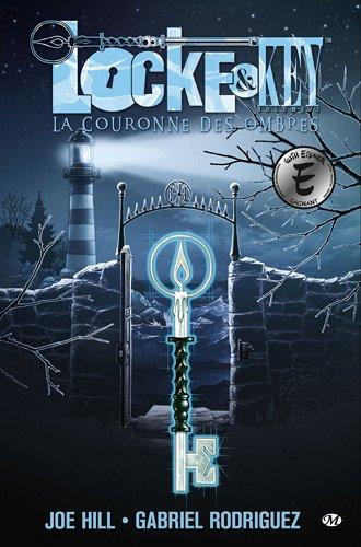 On a lu… Locke & Key – Tome 3 : La Couronne des Ombres