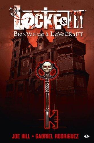 On a lu… Locke & Key – Tome 1 : Bienvenue à Lovecraft
