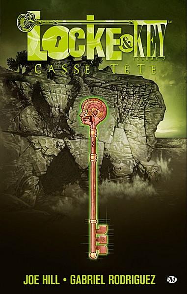 On a lu… Locke & Key – Tome 2 : Casse Tête