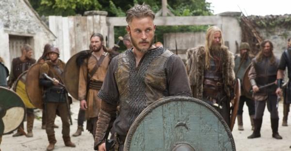 Travis Fimmel, l'interprète de Ragnar, personnage central de Vikings.