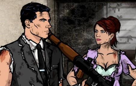 Archer, dans la Danger Zone (bilan de la saison 4)