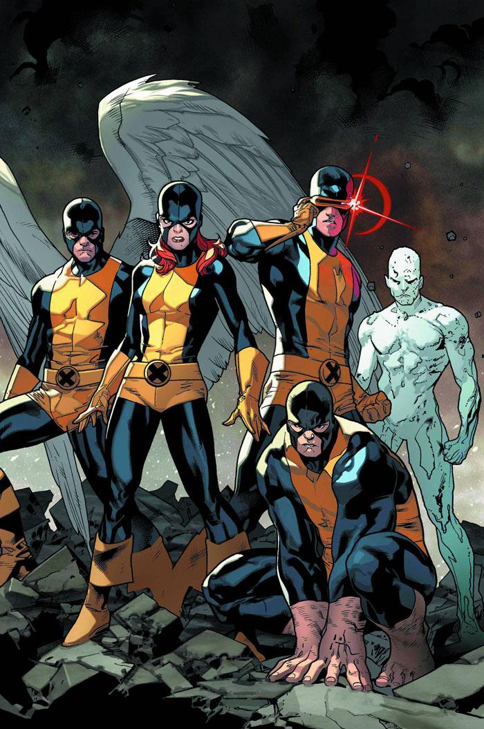 Des tout nouveaux X-men en juillet chez Panini