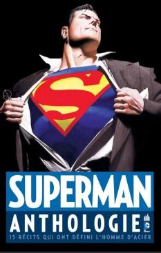On a lu… Superman Anthologie