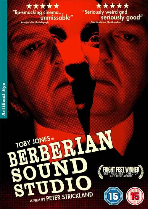 MOVIE MINI REVIEW : Berberian Sound Studio
