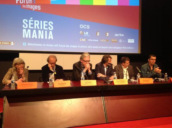 Séries Mania, saison 4 : Quelles formations pour les séries ?