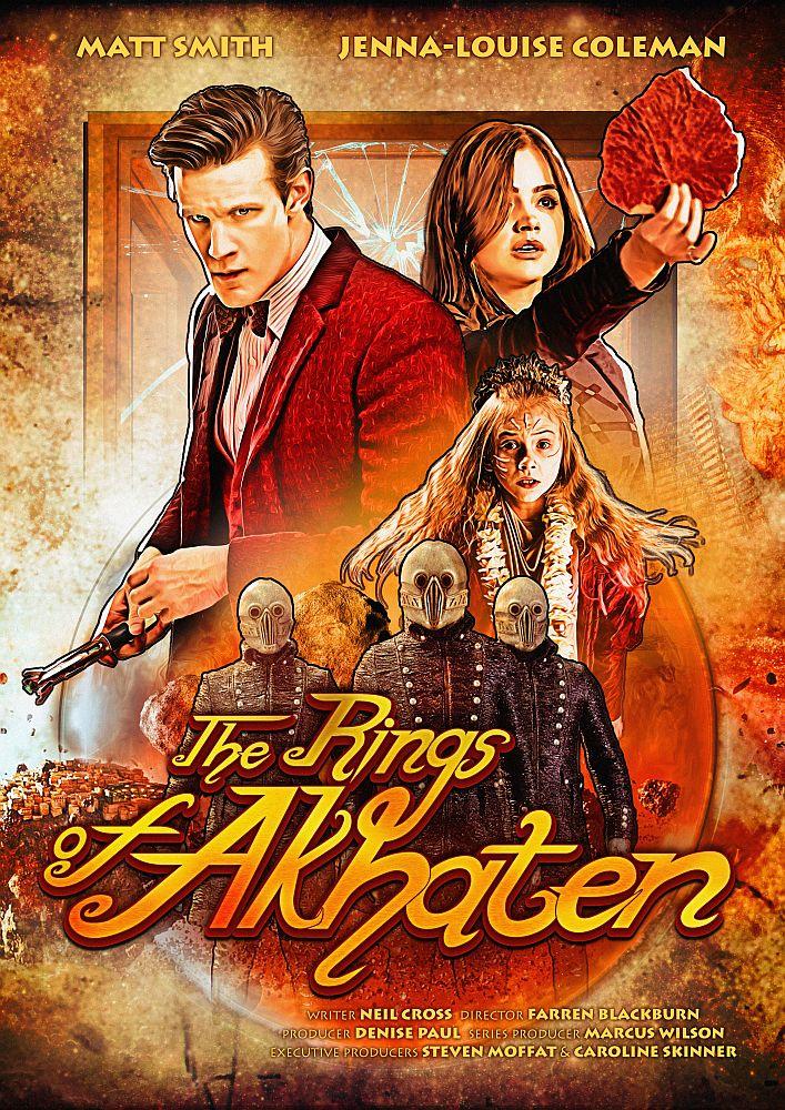 DOCTOR WHO 7×08 – The Rings of Akhaten (critique de l'épisode)