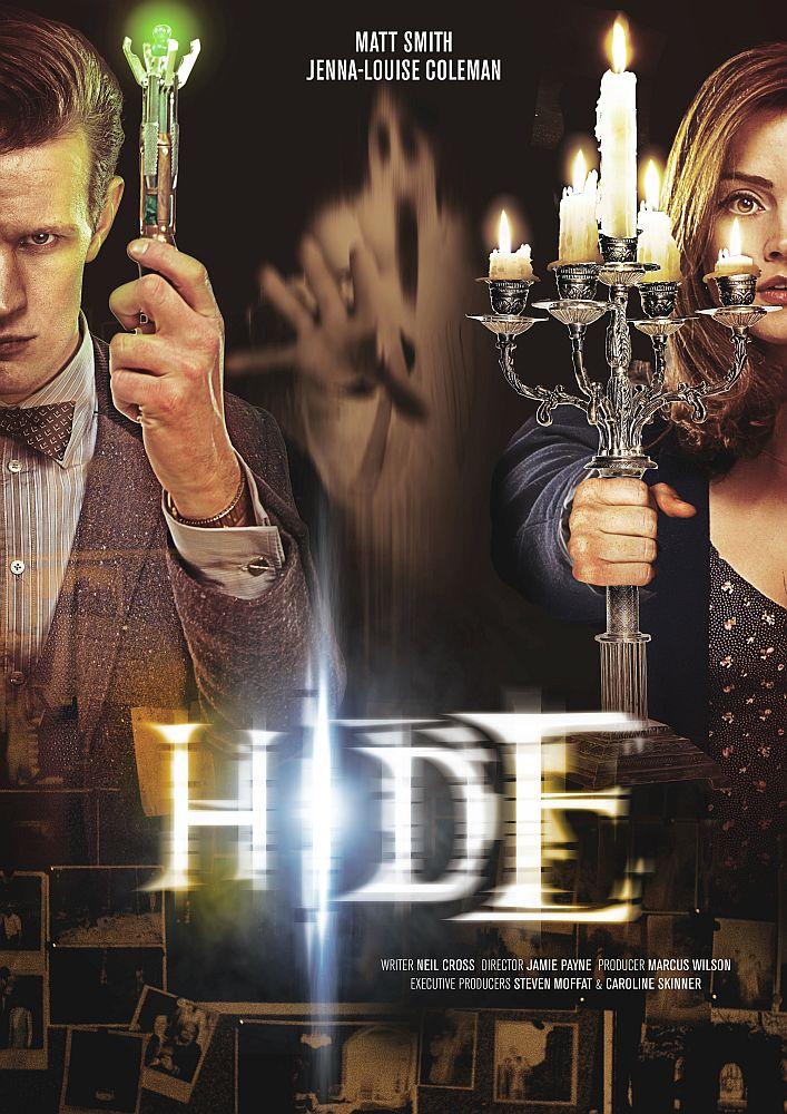Doctor Who 7×10 – Hide (critique de l'épisode)