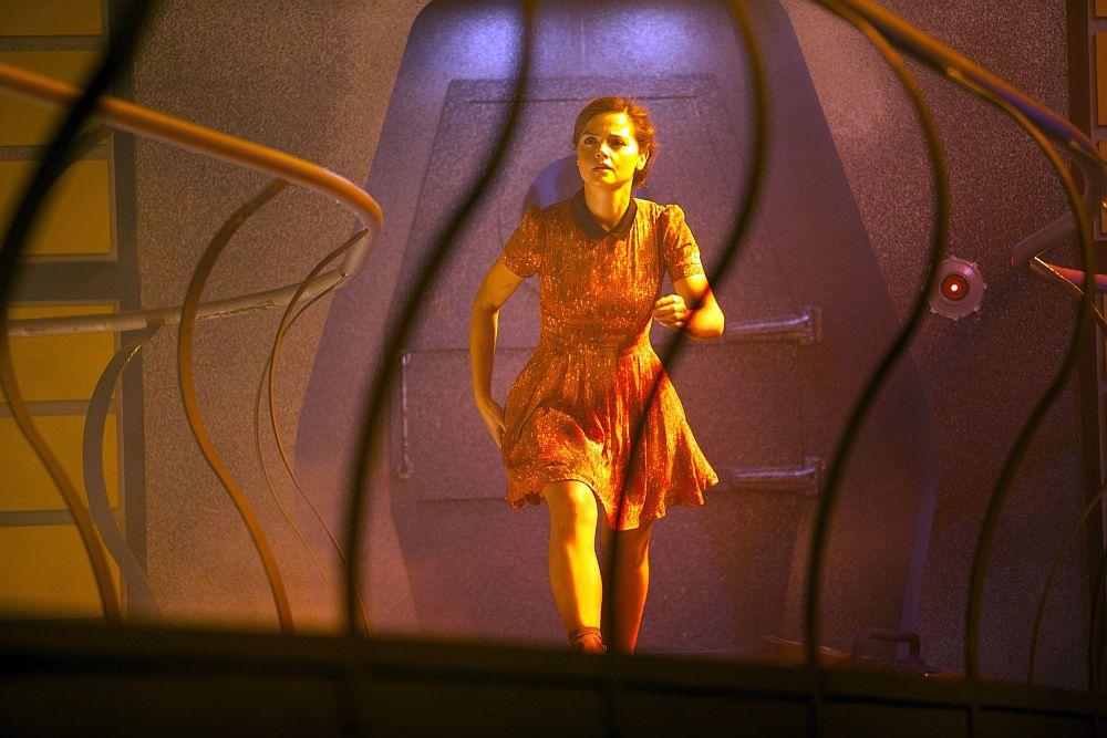 DOCTOR WHO 7×11 – Journey to the Center of the TARDIS (Critique de l'épisode)