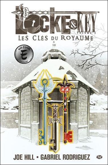 On a lu… Locke & Key – Tome 4 : Les Clés du Royaume