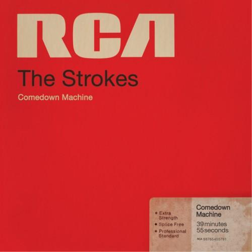 Music Mini Review: The Strokes – Comedown Machine