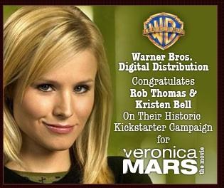 Revue de presse : Pourquoi Warner Bros ferait mieux de la fermer au sujet de Veronica Mars
