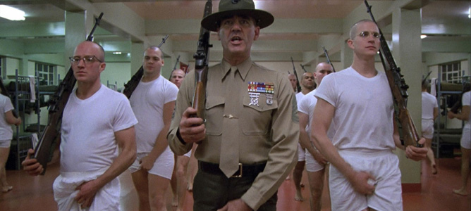 100 badass du cinéma, épisode 4 : Lee Marvin, Robert Duvall, R. Lee Ermey, Robert Mitchum, James Cagney