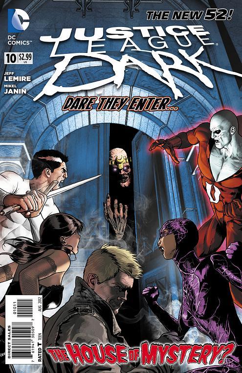 Justice League Dark en mai chez Urban Comics