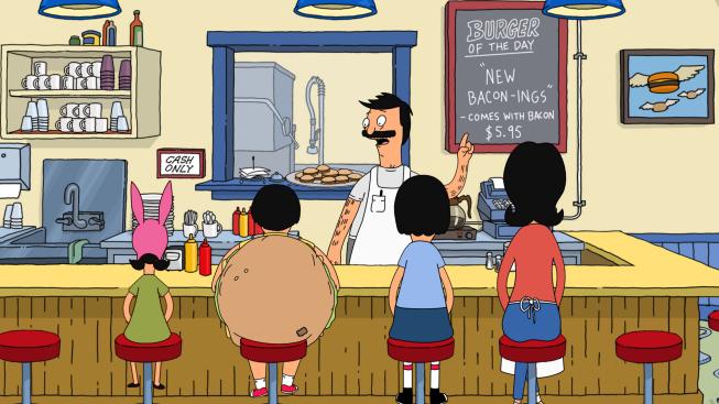 Bob's Burgers, une fantaisie à l'effet boeuf