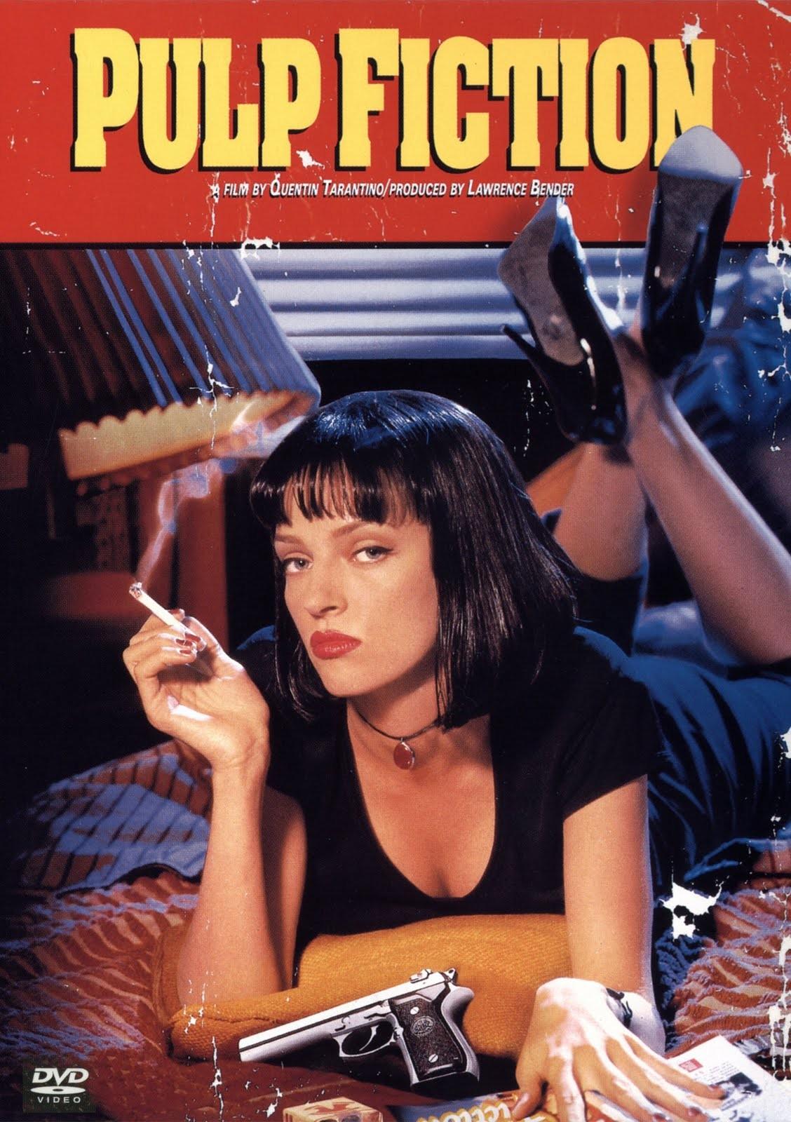 Un jour, une palme : Pulp Fiction (1994)