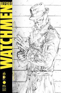 On a (aussi) lu… Before Watchmen n°3