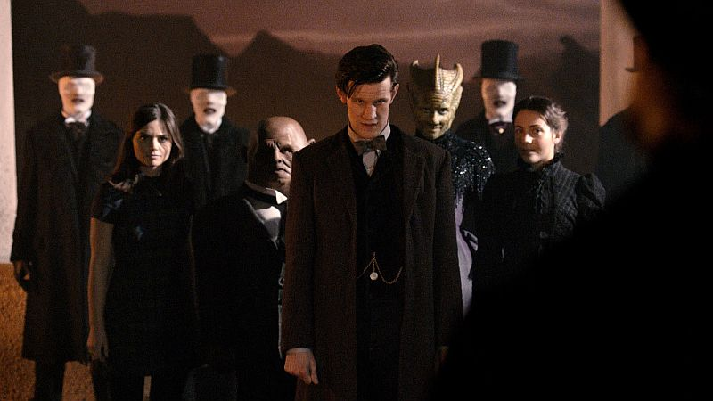 DOCTOR WHO 7×14 – The Name of The Doctor (Critique de l'épisode)
