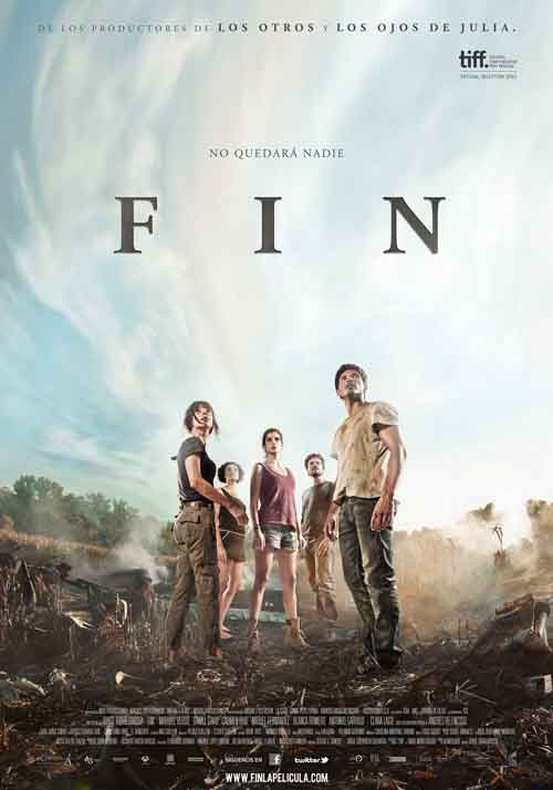 MOVIE MINI REVIEW  : The End (aka Fin)