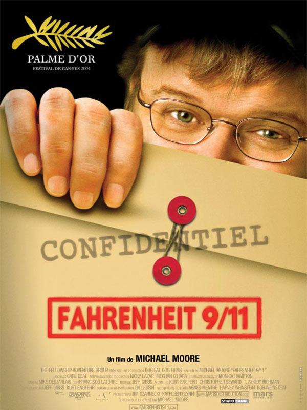 Un jour, une palme : Fahrenheit 9/11 (2004)