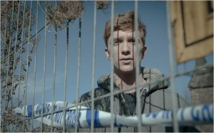 Kieren Walker, incarné par Luke Newberry. Photo BBC