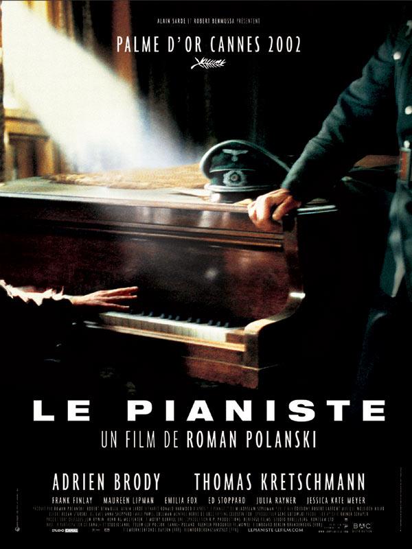 Un jour, une palme :  Le Pianiste (2002)