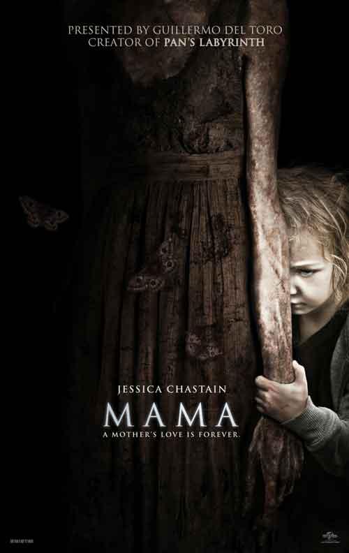 MOVIE MINI REVIEW : Mama