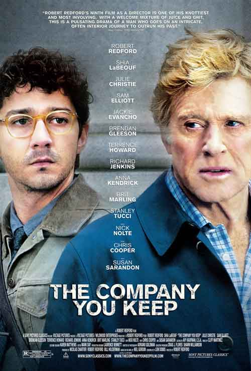 MOVIE MINI REVIEW : Sous Surveillance (aka The Company You Keep)